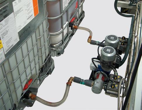 BI2 MIXER autofill pump 2